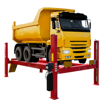 AMGO PRO-30E  Extended Lenght /Weight 30,000 lbs. Cap 4 Post Truck Lift -ALI