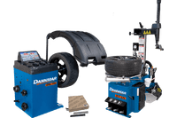 Dannmar DT-50/DB-70 PACKAGE INCLUDES 1,400 PC TAPE WHEEL WEIGHTS