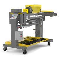 BendPak 1302BAS-302  3-Button Control / Automatic Pipe Bender with 302 Die Package