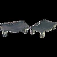 Ranger RCD-1TD Low Profile Automotive Carts / Set of 2