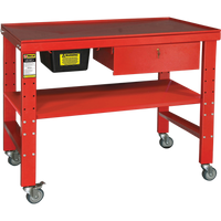Ranger RWB-1TD Heavy-Duty Teardown Work Bench With Fluid Catch