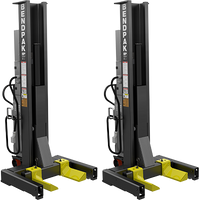 BendPak PCL-18B-2 Mobile Column Lift System Set of 2