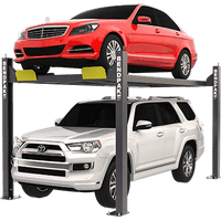 BendPak HD-7P  Tall 4-Post  7,000 LB Lift