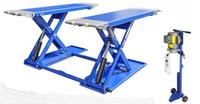 TUXEDO 6500 Lbs Capacity MR6K-5K-38 Mid-Rise Frame Scissor Lift