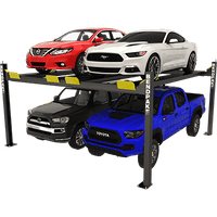 BendPak HD-9SWX 9,000-lb. Capacity Super Wide 4 Post Car Lift