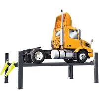 BendPak HDS-27 4-Post Lift Heavy Duty