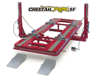 Star-a-Liner Cheetah 9011001 18' Star-A-Liner SF Frame Machine II with Hydraulics