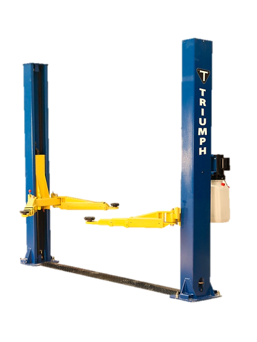 Triumph NT-11 11,000LBS Two Post Automotive Base Plate Lift