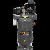 BendPak TS-580V-601 Elite™ Air Compressor, 5 HP, 80‐Gallon Vertical Tank