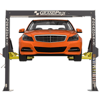"BendPak GrandPrix GP-7LCS  Low Ceiling  (Height 106.5"") Space-Saving Two-Post Lift"