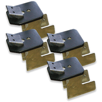 Ranger Elevated Expansion Clamps fits R76ATR NextGen series tire changers by Ranger Products.