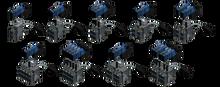 Replacement for Nordson® 126400,  Hot Melt Gun