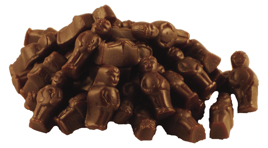 Allens Chicos, by Allens Confectionery,  and more Confectionery at The Professors Online Lolly Shop. (Image Number :1883)
