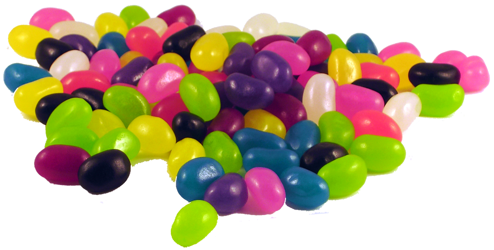 Allens Jelly Beans, by Allens Confectionery,  and more Confectionery at The Professors Online Lolly Shop. (Image Number :1887)