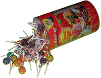 Chupa Chups - Best Of -, by Perfetti Van Melle,  and more Confectionery at The Professors Online Lolly Shop. (Image Number :1962)