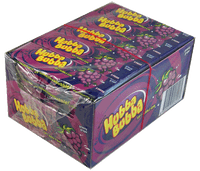 Hubba Bubba Soft Bubble Gum - Grape, by Wrigley,  and more Confectionery at The Professors Online Lolly Shop. (Image Number :2016)