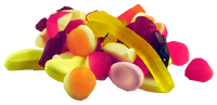 Party Mix Saver Pack, by Allens Confectionery,  and more Confectionery at The Professors Online Lolly Shop. (Image Number :2562)