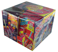Pop Rocks Dips and Tattoo, by Pop Rocks and Zeta Espacial,  and more Confectionery at The Professors Online Lolly Shop. (Image Number :2101)