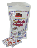 Turkish Delight - Bag - Rose Flavour coated in Milk Chocolate (20g x 10pc - net 200g)