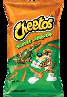 Cheetos Crunchy Bulk - Jalapeno Chedar (227g bag)