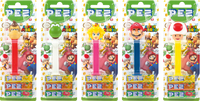 Pez Candy Dispensers - Nintendo (6 x 17g)