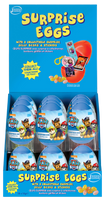Surprise Eggs - Paw Patrol Boy (18 x 10g)