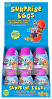 Surprise Eggs - Paw Patrol Girl, by Kinnerton,  and more Confectionery at The Professors Online Lolly Shop. (Image Number :11100)