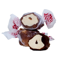 Taffy Town - Salt Water Taffy - Caramel Mocha, by Other,  and more Confectionery at The Professors Online Lolly Shop. (Image Number :14555)