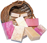 All soaps are made in small batches from the best fragrances and oils, and made from scratch.