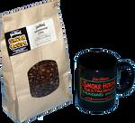 Neon Smoke House Mug & Fresh Smoke House Coffee