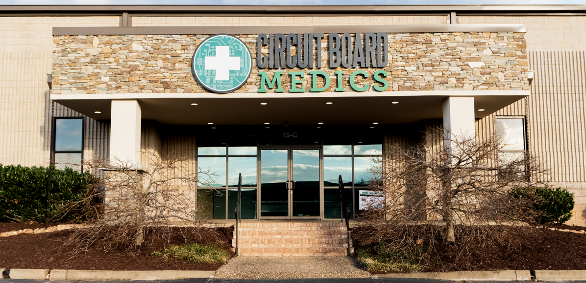 circuit board medics office