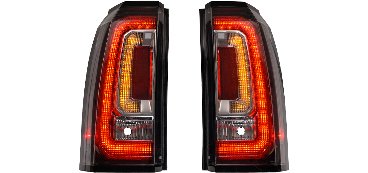 2015 through 2018 gmc yukon denali tail light repair service