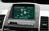 Toyota Landcruiser Multi Function Display MFD Repair