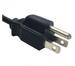 Three prong plug