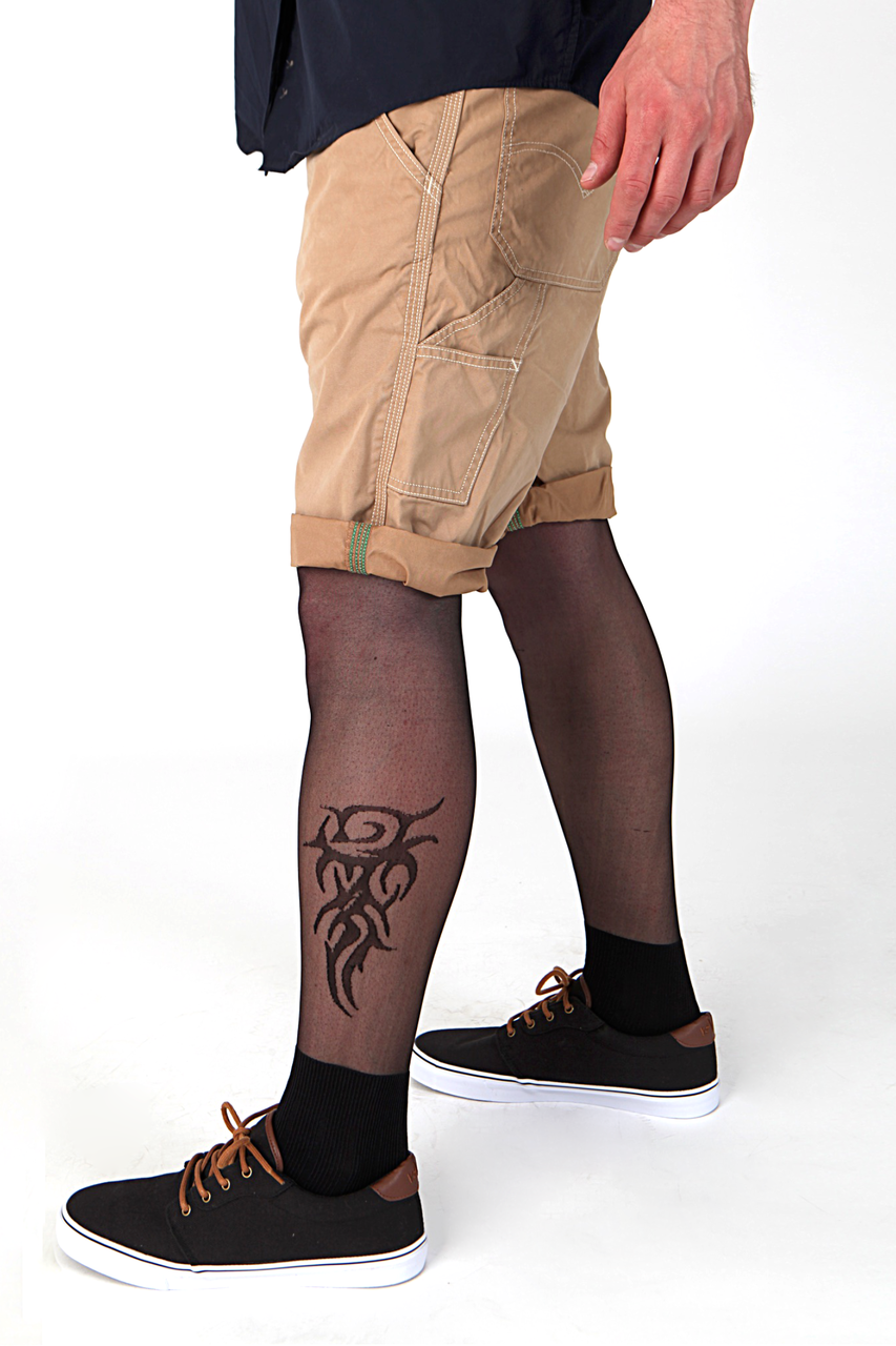 342504188 Street   fashion styling suggestion for wearing Adrian male tights    mantyhose   pantyhose for men