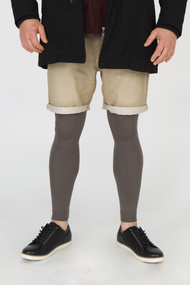 Adrian Hunter footless sport tights for men