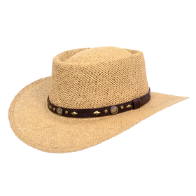 Peter Grimm - Aman Gambler Straw Hat
