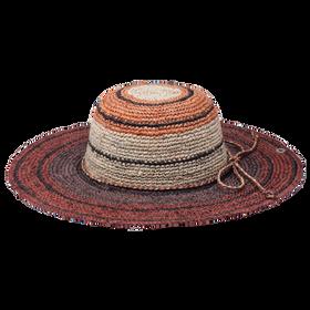 Peter Grimm - Rio - 100% Raffia Straw Resort Hat - Brown