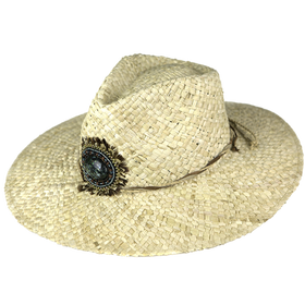 Peter Grimm - Maria 100% Maize Straw Resort Hat