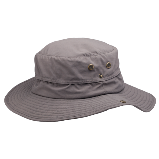 Peter Grimm - Calibre 100% Nylon Bucket Hat Grey