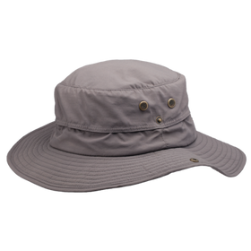 Peter Grimm - Calibre 100% Nylon Bucket Hat Grey