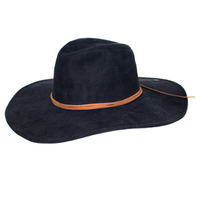 Peter Grimm - Bardot Suede Fall/Winter Hat