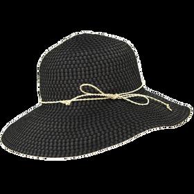 Peter Grimm - Karena 100% Polyester Resort Hat Black