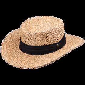Peter Grimm - Americana 100% Moroccan Straw Resort Hat