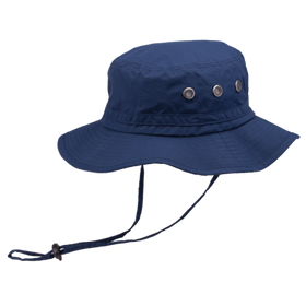 Peter Grimm - Lachlan 100% Ripstop Bucket Hat Blue