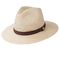 Peter Grimm - Radcliff 100% Chinese Panama Straw Wide Brim Fedora Natural
