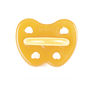 Hevea Natural Rubber Car Soother - Orthodontic Teat - **3-36 months**