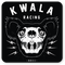 "KWALA SKULL 3"" STICKER"