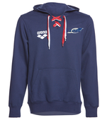 LOSC Lace Up Hoodie with Team Logo