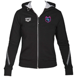 FOG Women's Team Line Hooded Jacket with Logo